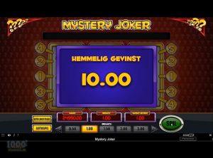 Mystery Joker slotmaskinen SS-08