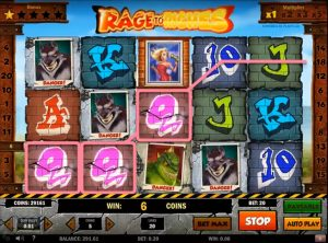Rage to Riches slotmaskinen SS-05