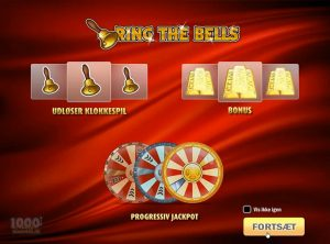 Ring The Bells slotmaskinen SS-01