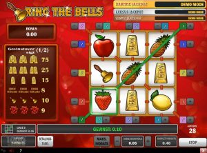 Ring The Bells slotmaskinen SS-05