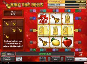 Ring The Bells slotmaskinen SS-10