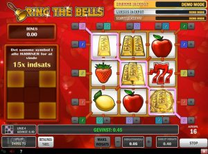Ring The Bells slotmaskinen SS-13