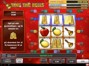 Ring The Bells slotmaskinen SS-16
