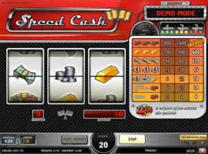 Speed Cash slotmaskinen SS-05