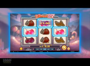 Sweet 27 slotmaskinen SS-02