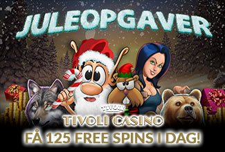 Deltag i juleopgaverne hos Tivoli Casino