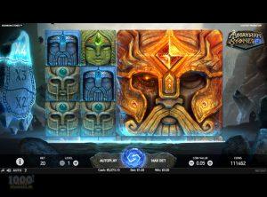 Asgardian Stones NetEnt SS
