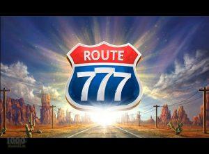 Route 777 slotmaskinen SS-01