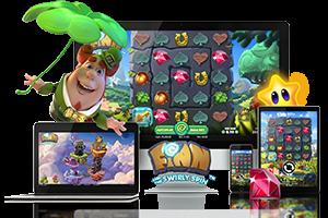 Finn and the Swirly Spin spil på mobil og tablet