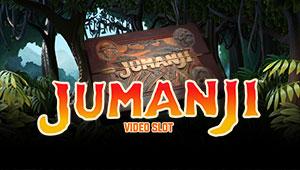 Her kan du spille Jumanji spilleautomaten i Danmark