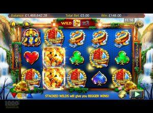 Prosperity Twin slotmaskinen SS-02