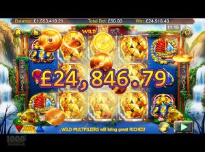 Prosperity Twin slotmaskinen SS-04