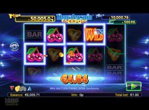 Thunderspin Jackpots slotmaskinen SS-07