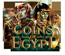 Coins Of Egypt slotmaskine - logo