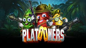 Platooners Slotspil - her kan du spille i Danmark