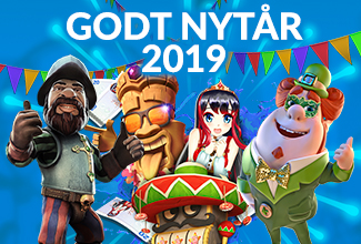1000Freespins.dk - Godt nytår 2019!