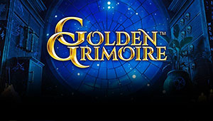 Golden Grimoire Spilleautomaten - her kan du spille i Danmark