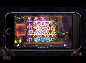 Golden Grimoire Spilleautomat - Skærmbillede 8