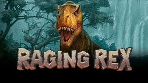 Raging Rex Spilleautomat - Her kan du spille