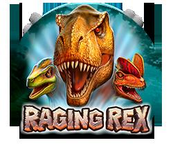 Raging Rex slotmaskine