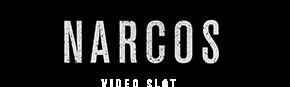 Narcos Slot logo for demospil